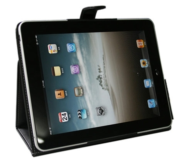 iPad Premium PU Leather Folding Case
