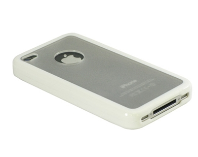 Apple iPhone 4G case white