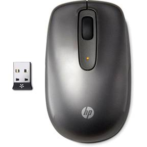 HP Wireless Mobile Mouse (Charcoal) (part # LR919AA#ABL)