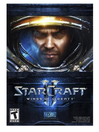Starcraft II Wings of Liberty PC Game BLIZZARD