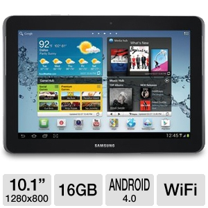 Samsung Galaxy Tab 2 10.1 Tablet Android 4.0  Store PickUp $399.