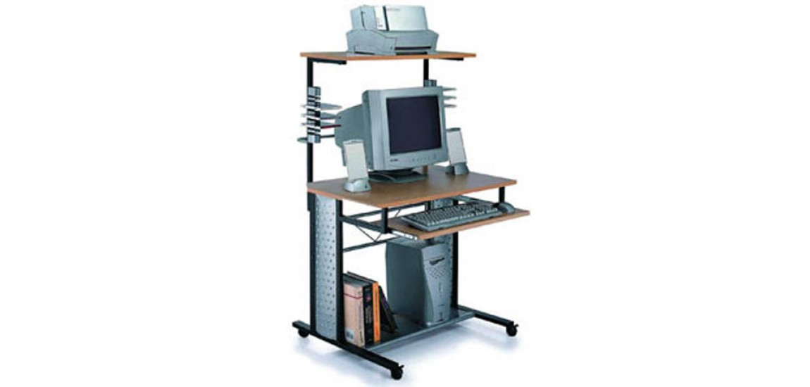 Tender II Computer Workstation Desk