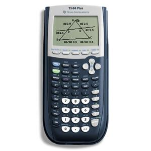Texas Instruments 84 Plus Graphics Calculator